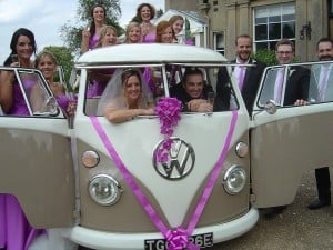 VW wedding camper Jodi
