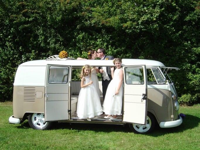VW Wedding camper Northampton
