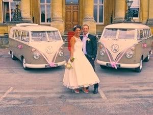 VW-split-screen-wedding-camper-Silk-and-Satin-Weddings-Milton Keynes